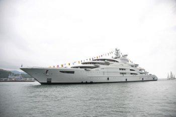 Fincantieri Serene superyacht 1
