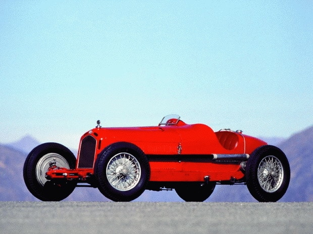 1933 Alfa Romeo 8C 2300 Monza Spider Corsa