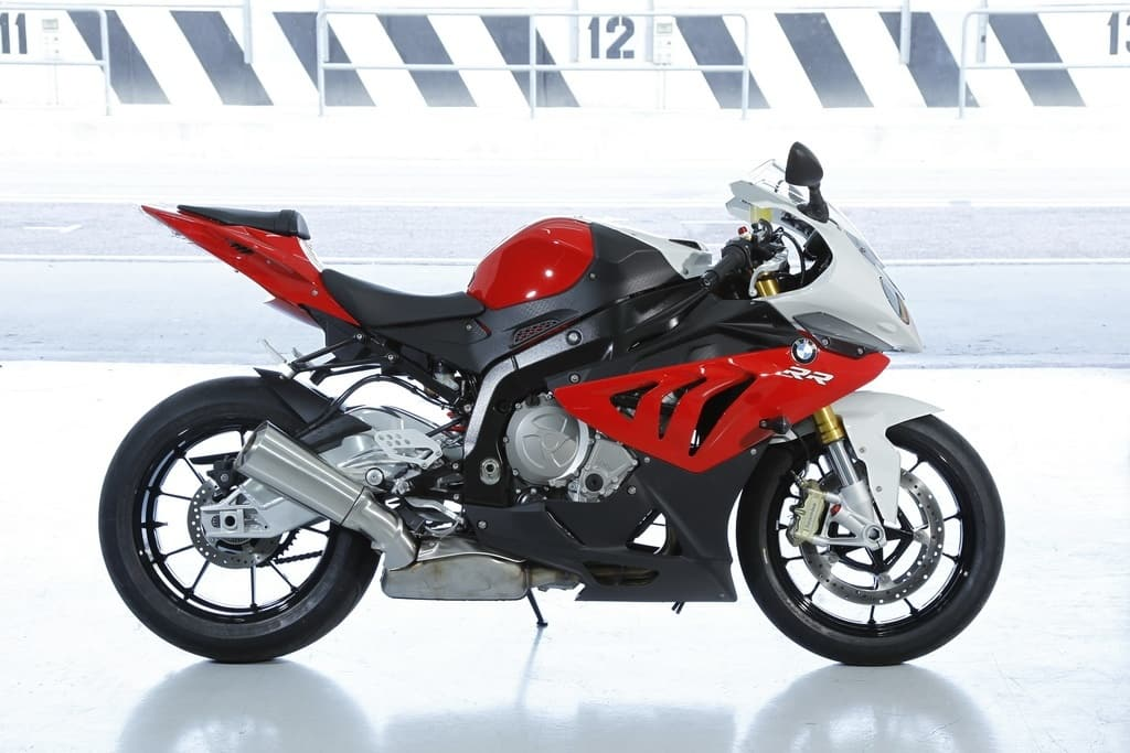 Bmw Unveiled The New 2012 Bmw S1000rr