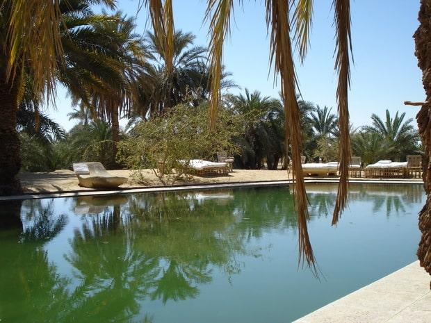 Adrère Amellal eco lodge Egypt 2