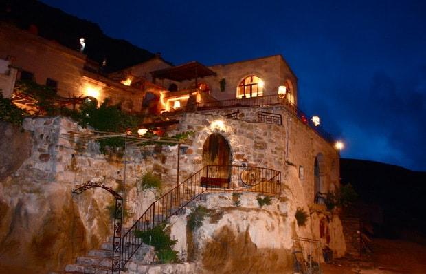 Akköy Evleri Cave Hotel Turkey 2