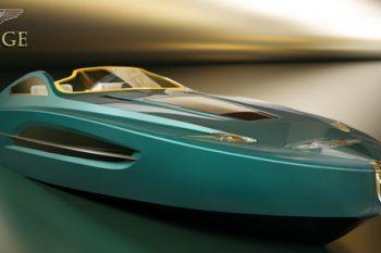 Aston Martin Voyage 55 yacht concept 1
