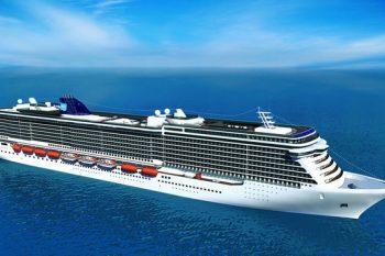 Breakaway Cruise Ship 1