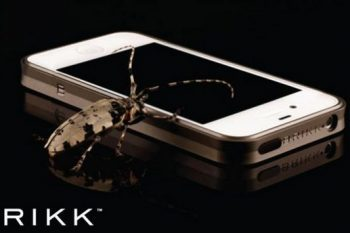 Brikk Titanium iPhone cases 1