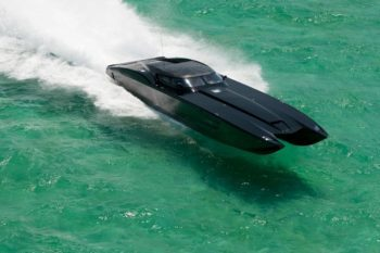 Corvette powerboat 1