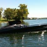 Corvette powerboat 4