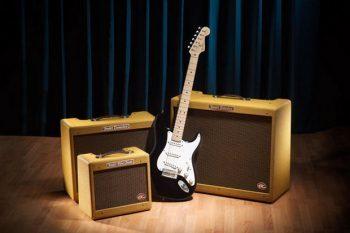 Fender Eric Clapton amplifiers 1
