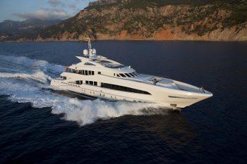 Heesen Satori Yacht 1