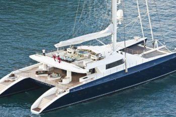 Hemisphere Catamaran 1