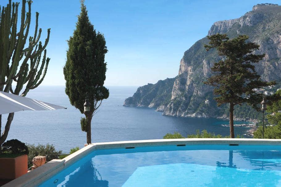 Best Hotels In Capri Italy
