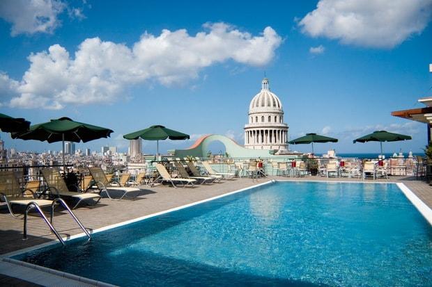 Hotel Saratoga Cuba 1