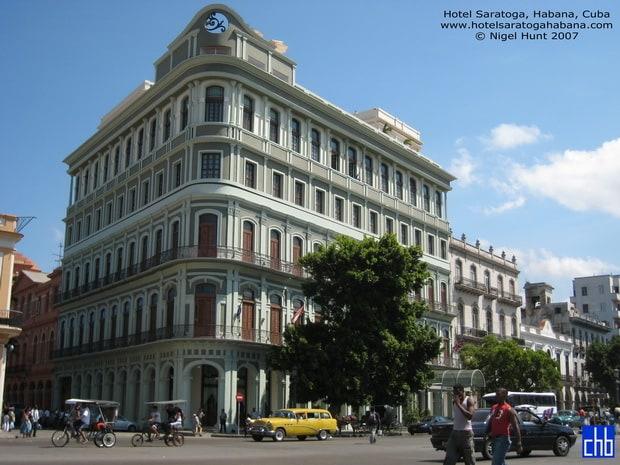 Hotel Saratoga Cuba 2