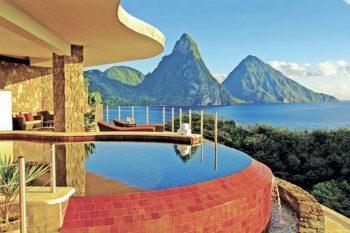 Jade Mountain Resort St. Lucia 1
