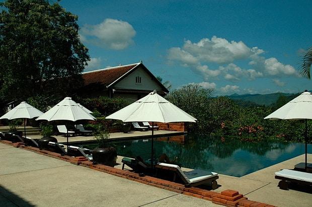 La Résidence Phou Vao Laos 1