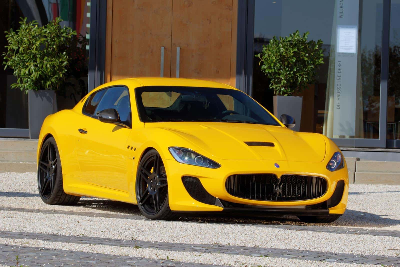Maserati GranTurismo MC Stradale By Novitec