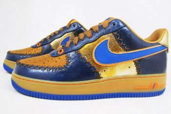 Nike Air Force 1 Bespoke by Matthew Lauretti 1