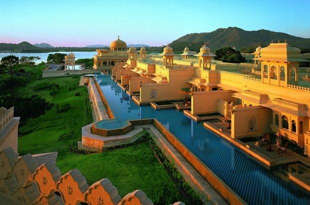 Oberoi Udaivilas India 1