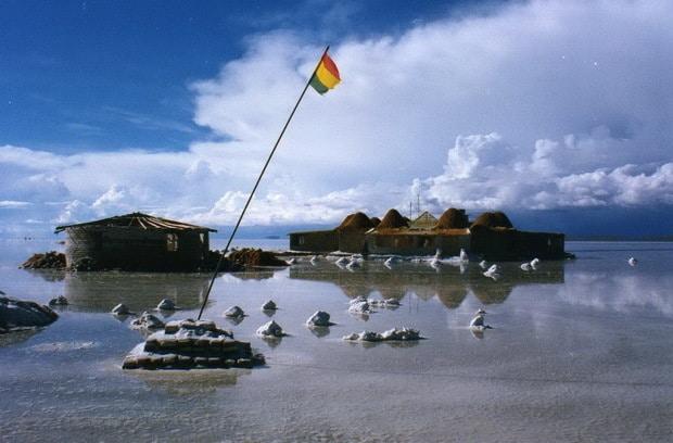 Palacio de Sal Bolivia 1