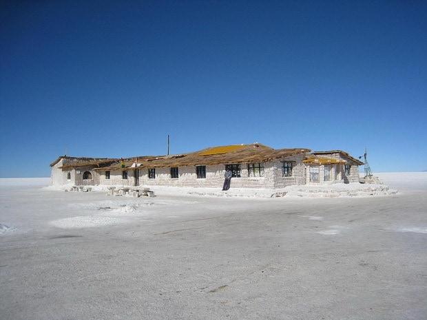 Palacio de Sal Bolivia 2