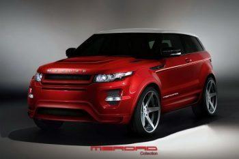 Range Rover Evoque Merdad 1