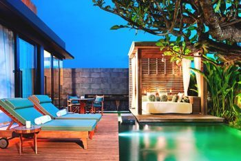 W Retreat and Spa in Bali 1