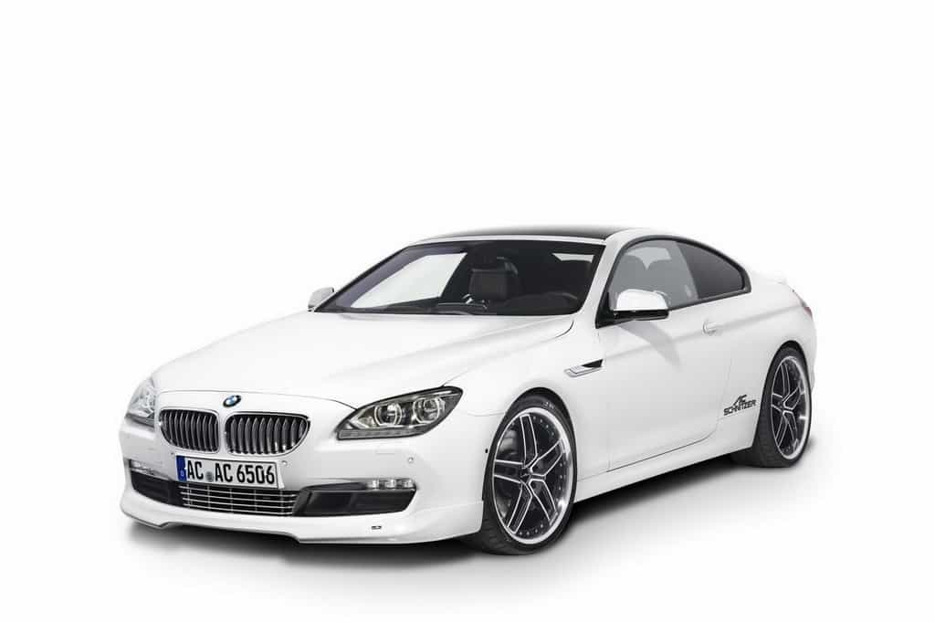 2012 BMW 6 Series Coupe refined by AC Schnitzer