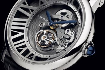 Cartier Cadran Lové Tourbillon Watch 1
