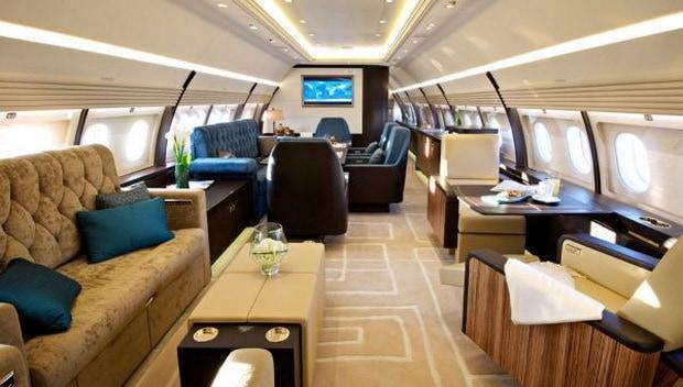 Comlux Unveils Airbus A320 Prestige Interior