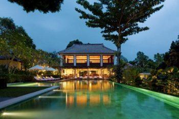 Como Uma Ubud Resort in Bali 1