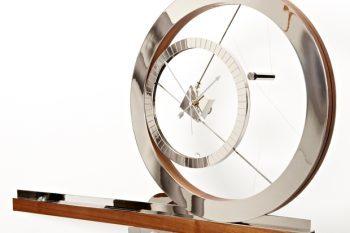 Daniel Weil Clock for an acrobat watch 1
