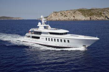 Feadship Helix Yacht 1