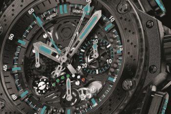 Hublot F1 King Power Abu Dhabi Watch Limited Edition 1