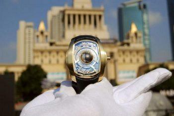 Konstantin Chaykin lunokhod watch 1