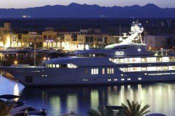 Luxury Yacht RoMa 1