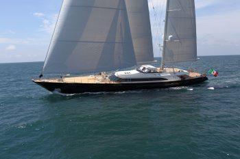 Perini Navi Fidelis Yacht 1