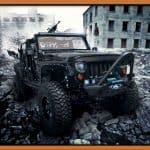 Xtreme Outfitters Jeep Wrangler Call of Duty Black Ops 1