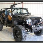 Xtreme Outfitters Jeep Wrangler Call of Duty Black Ops 4
