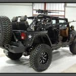 Xtreme Outfitters Jeep Wrangler Call of Duty Black Ops 5