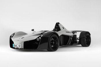 BAC Mono Racecar 1