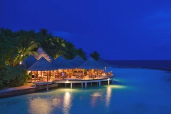 Baros Residence Resort in Maldives 1