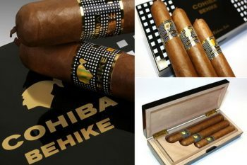 Cohiba Behike Cigar box 1
