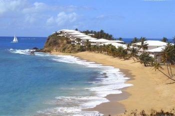 Curtain Bluff Resort in Antigua 1