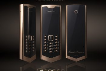 Gresso AvantGarde Grand Premiere phone 1