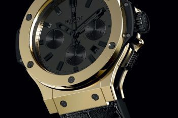 Hublot Magic Gold Watches 1