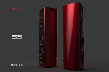 Magico S5 loudspeaker 1