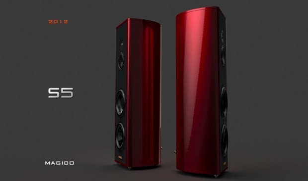 Magico S5 Modern Loudspeakers By Musician Alon Wolf