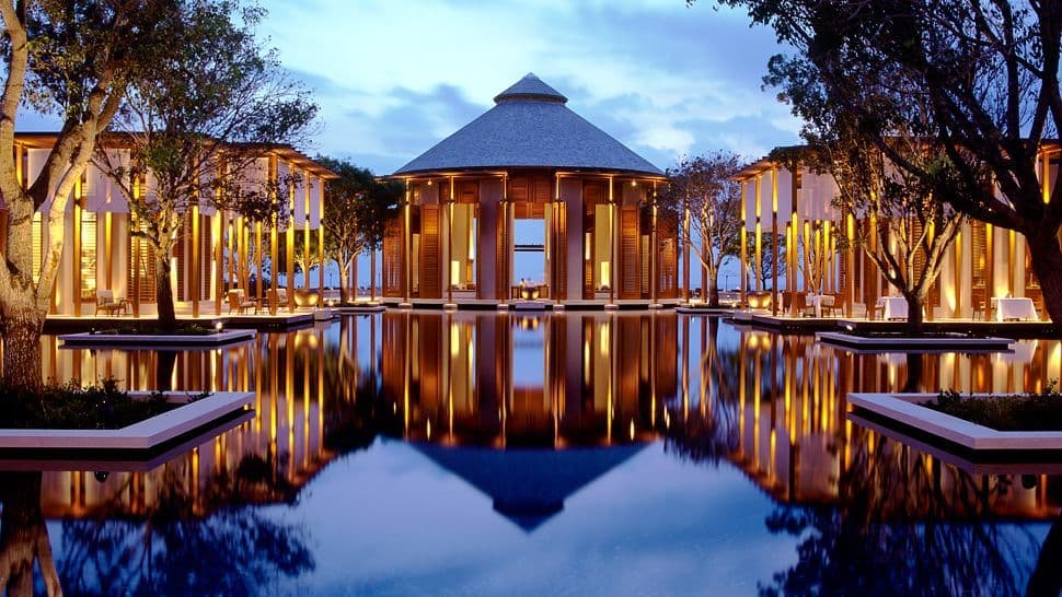 Amanyara Resort On Providenciales Island In The Turks And
