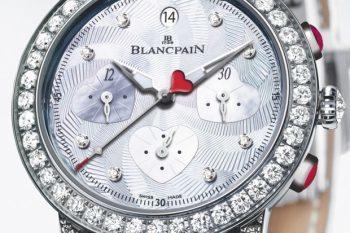 Blancpain Saint-Valentin Chronograph 2012 1
