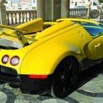 Bugatti Veyron 16.4 Grand Sport Bumblebee 5