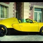 Bugatti Veyron 16.4 Grand Sport Bumblebee 8